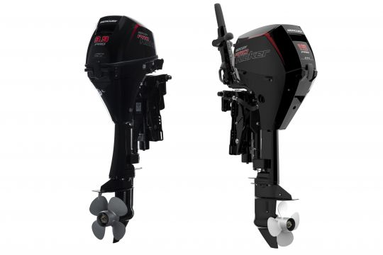 Mercury FourStroke ProKicker