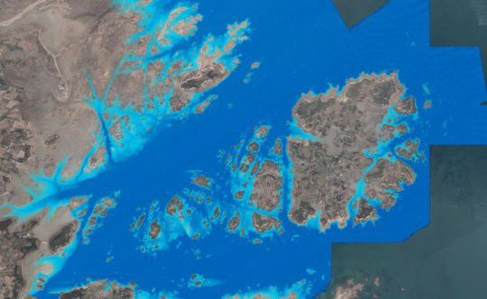 TideMap, l'application pour visualiser les marées