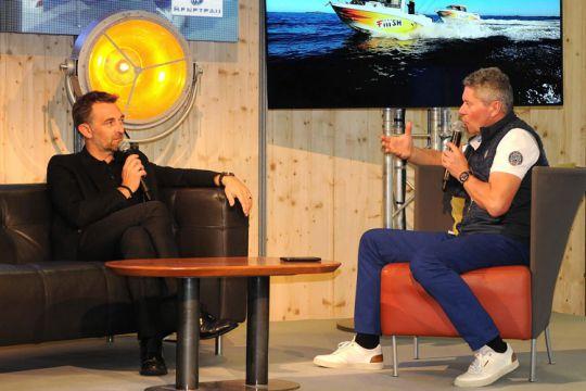 Salon de la Pêche en Mer à Nantes 2019