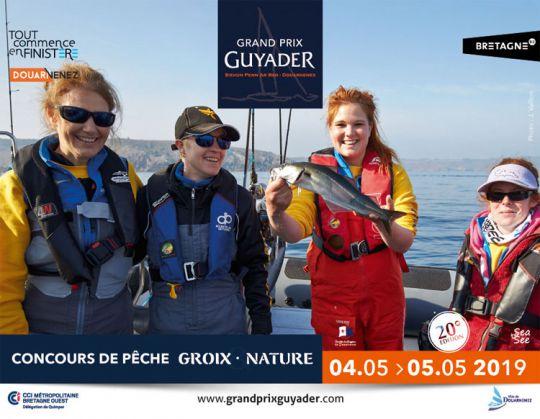 Concours de pêche Douarnenez