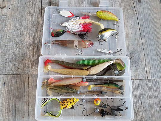 Commencer la pêche au leurre