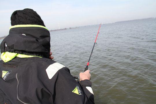 Pêcher à la bonne profondeur