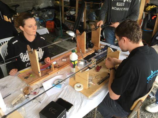 Rodbuilding, assembler sa canne à pêche
