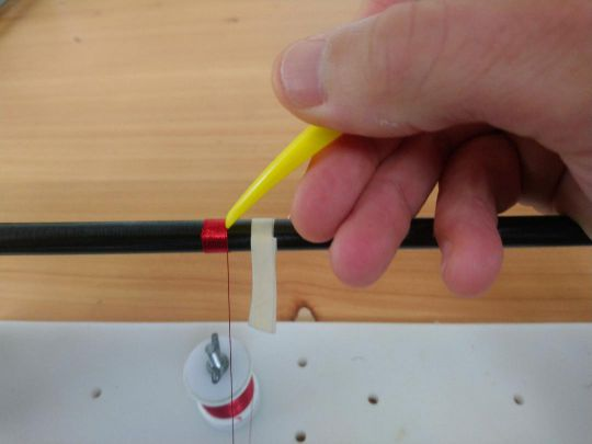 Construire sa canne à pêche en rodbuilding