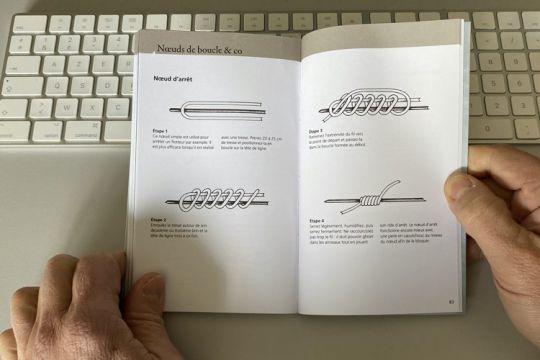Le petit livre des noeuds de pêche