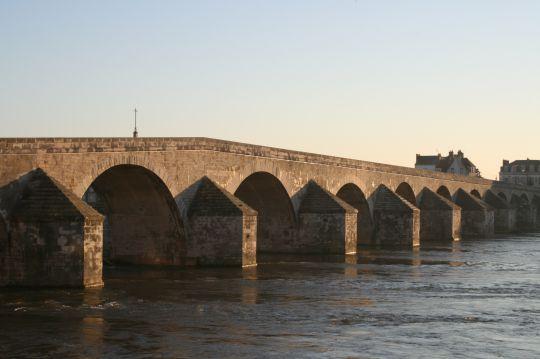 Les piles de pont, un spot typique