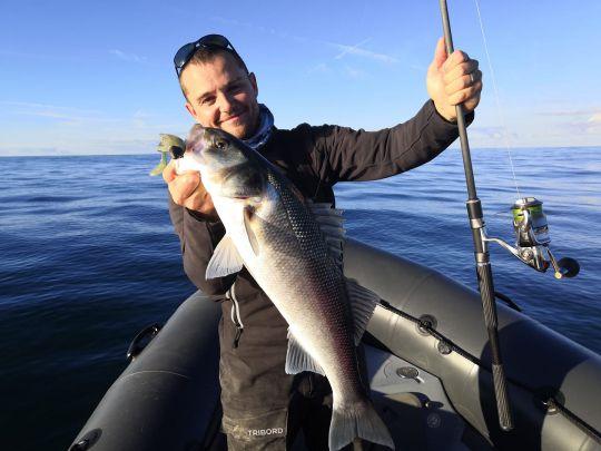 A la pêche il est toujours essentiel de varier ses animations