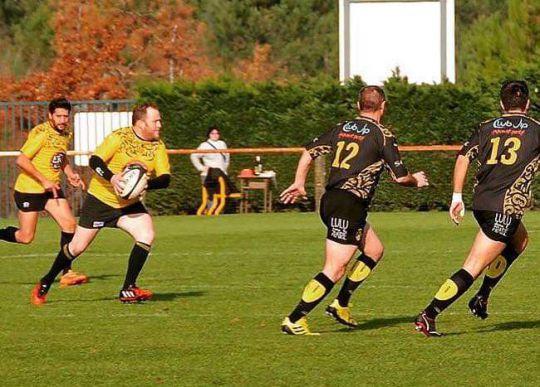Le rugby, une autre passion de William