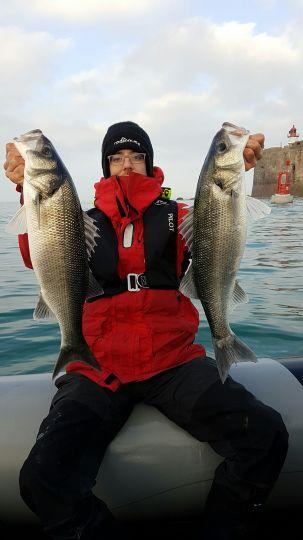 A la volée, le X Layer est redoutable sur les poissons actifs