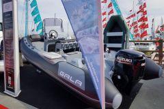 Le Gala V580F exposé au Grand Pavois de La Rochelle 2017