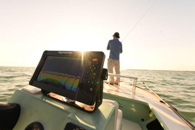 Raymarine Element, une gamme de sondeurs dédiés pour la pêche