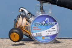 Le fluorocarbone Tortue est d'un très bon rapport qualité/prix.