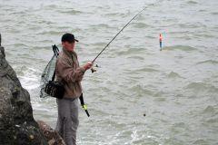 Pêche au flotteur au crabe