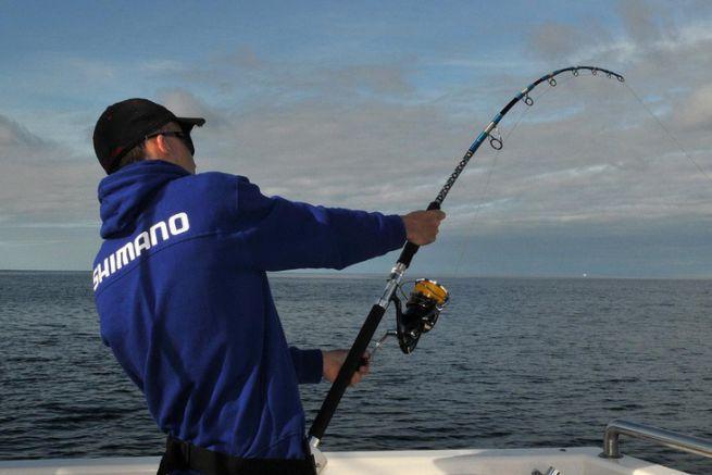 La stroulle et le broumé sont de sérieux atouts pour attirer les gros poissons.