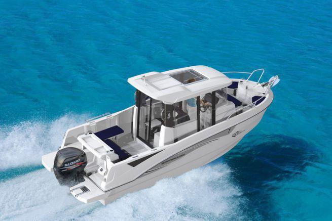 Barracuda 7, nouveauté 2017